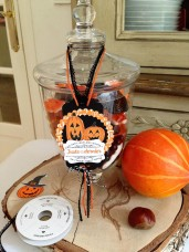 Portes Ouvertes Stampin'Up! Ambiance Halloween